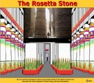 Film of how the Rosetta Stone was solved - Flash presentation on the people connected with solving the mystery - Flash graded quiz at the end