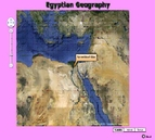 Name these places in Ancient Egypt - Interactive Flash Program